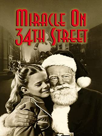 Image result for miracle on 34th street images