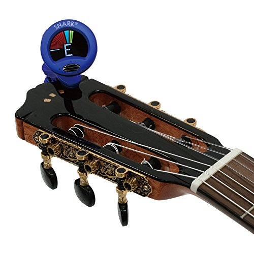 Amazon.com: Snark SN-5 Tuner For Guitar, Bass And Violin (Black ...