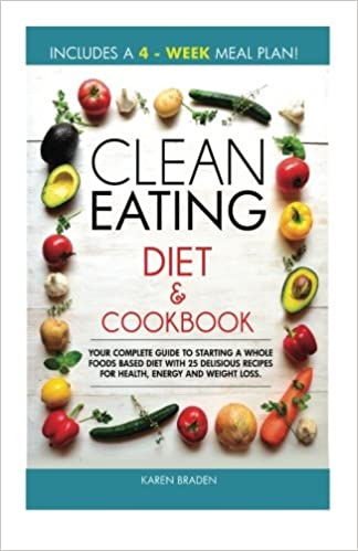 clean eating guidelines for weight loss