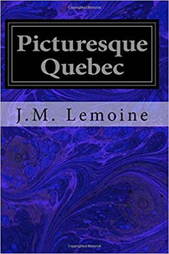 Book Picturesque Quebec
