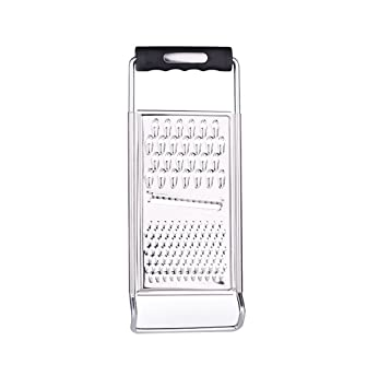 Luoke Kitchen Graters Cheese Grater,Ginger Grater U0026 Lemon Zester Micro  Blade Cover Stainless Steel