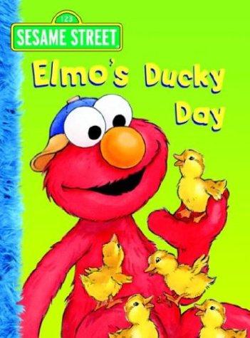 Elmo's Ducky Day (Sesame Street: Big Bird's Favorites Board Books) (Ducky Elmos)