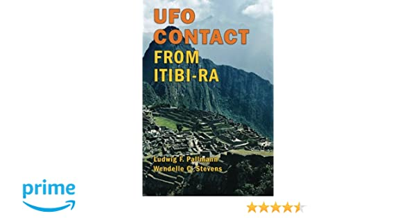 UFO CONTACT FROM PLANET ITIBI-RA
