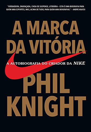91613885135f5 Amazon.com.br eBooks Kindle  A marca da vitória  A autobiografia do ...