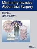Minimally Invasive Abdominal Surgery 9783131081919