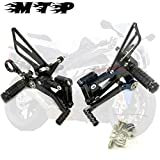 Frames & Fittings Motorcycle Adjustable Rear Sets Foot Pegs Rearset Footrest for BMW S1000Rr S 1000 Rr 1000Rr 2009 2010 2011 2012 2013 2014 09-14