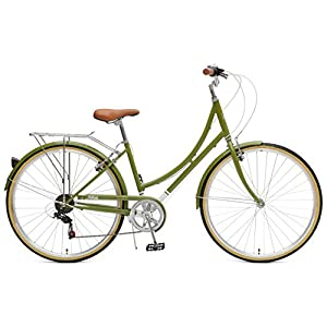 Critical Cycles Beaumont 7 Seven Speed Lady's Urban City Commuter Bike