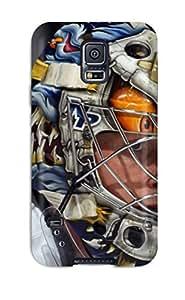 Sanp On Case Cover Protector For Galaxy S5 (nashville Predators (22) )