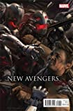 New Avengers #33 Cover D Incentive Avengers Age Of Ultron Movie Connecting Variant
