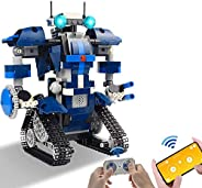 CIRO Robot Building Kits for Kids, STEM Remote Control Toys Educational Learning Science Building Gifts for Bo