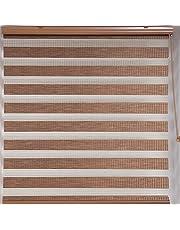 "Upscale Designs 20217 Zebra Roller Blind/Shade, 36"" W x 78"" L, Faux Bamboo"