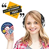 US Citizenship Test Study Guide 2020 CD Audio