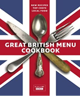 Great british menu traditional recipes amazon various the great british menu cookbook bk 2 forumfinder Choice Image