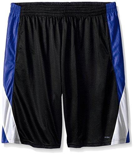 Southpole Mens Big-Tall Big and Tall Basic Basketball Mesh Shorts