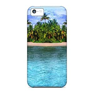 diy phone caseHigh Quality Shock Absorbing Cases For iphone 6 plus 5.5 inch-landscape Islanddiy phone case