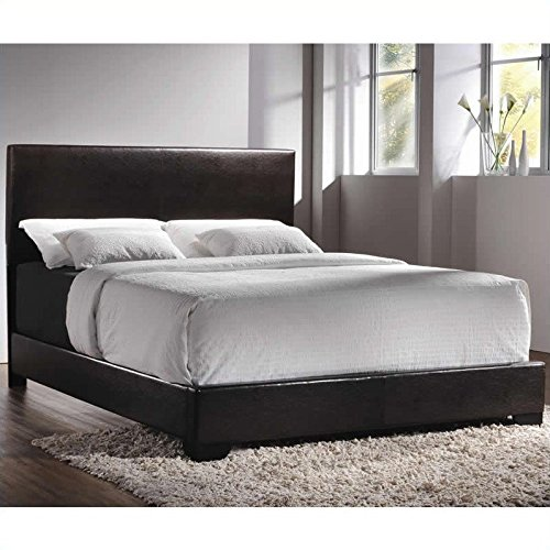 coaster fine furniture 300260q bed queen - High Queen Bed Frame