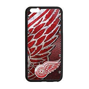 New Gift Detroit Red Wings Durable Case For Iphone 4/4S Cover Snap On
