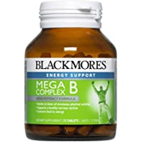 Blackmores Mega B Complex (31 Tablets)