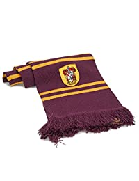 "Harry Potter Scarf By Cinereplicas - 74"" - Ultra Soft Fabric (Purple Gryffindor)"