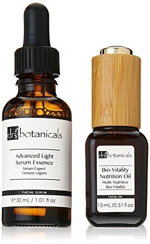 Dr Botanicals Bio Vitality Nutrition Oil And Advanced Light Serum Essence  200 Gram