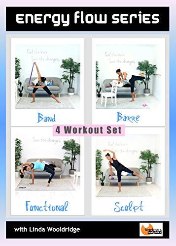 Barlates Body Blitz Energy Flow Series 4 Workout DVD