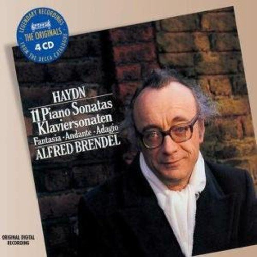 CD : Alfred Brendel - Piano Sonatas (Germany - Import)