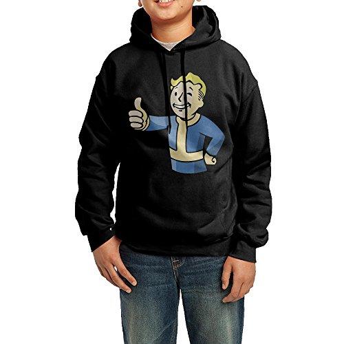 XMAS Girls&boys Fallout Boy Pullover Hooded Hoodies XL