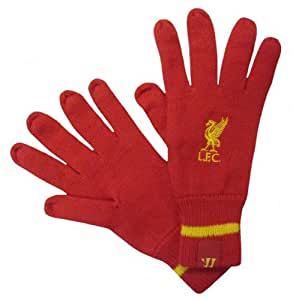 Liverpool Red Warrior Gloves 2013 - 14