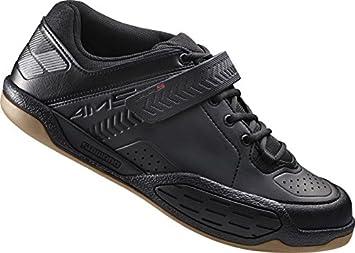 SHIMANO SH-AM5L - Zapatillas - Negro Talla: Amazon.es: Deportes y aire libre