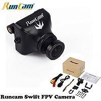 RunCam Swift 2 600TVL FPV Camera 2.1mm Lens 165 Degree OSD WDR DC 5-36V NTSC Integrated MIC for Drone Quadcopter