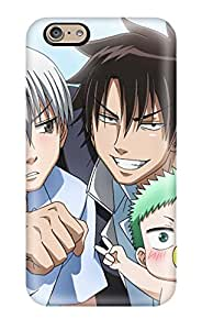 High Quality Shock Absorbing Case For Iphone 6 Beelzebub Anime