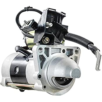 Amazon com: DB Electrical SMT0283 Starter (Nissan 5 6 5 6L