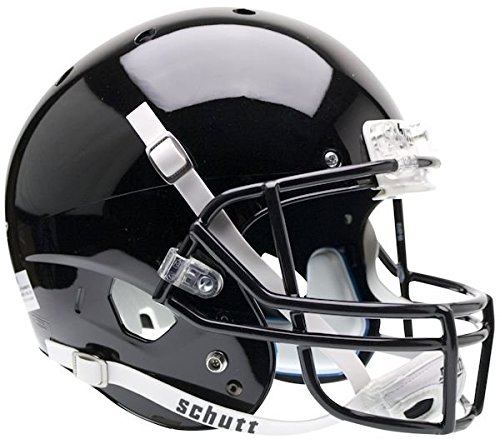 Schutt NCAA Army Black Knights Replica XP Football Helmet, Black Alt. 1