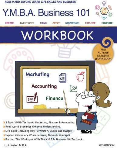 Counting Number worksheets future going to worksheets : YMBA Business 101 Workbook: Marketing, Finance and Accounting ...