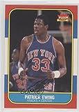 Patrick Ewing (Basketball Card) 1986-87 Fleer - [Base] #32