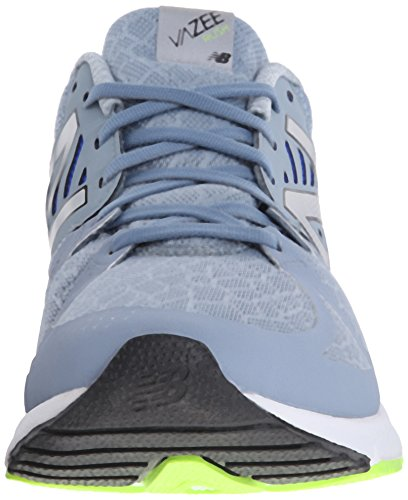 New Balance Men's Vazee Rush Running Shoe Silver / Blue
