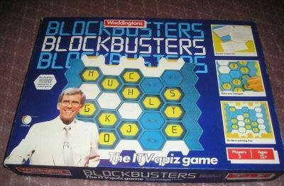 Blockbusters - The ITV Quiz Game - Featuring Bob Holness: Amazon ...