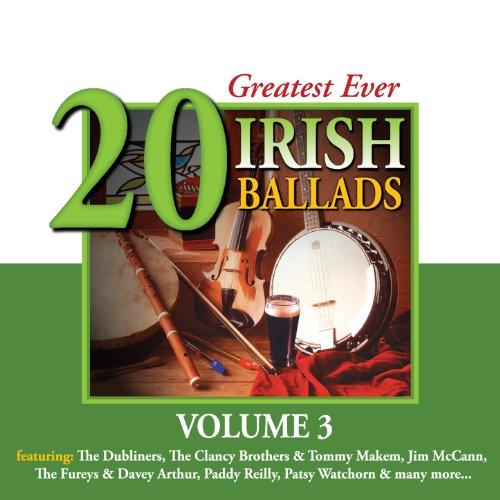 (20 Greatest Ever Irish Ballads - Volume)