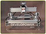 Premium Quality DIY Laser Engraving machine Laser Engraver Laser Cutter Desktop Laser Cutting Logo Picture Marking 17x20cm 200mw