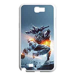 Battlefield Samsung Galaxy N2 7100 Cell Phone Case White DIY GIFT pp001_8006030
