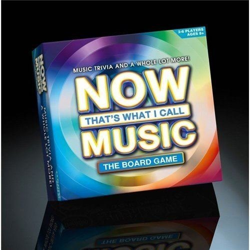 Now That's What I Call Music The Board Game (Dispatched From UK)