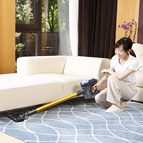 Interchangeable D18 2-in1 Lightweight Handheld Stick Cleaner Vac Strong Suction Dust