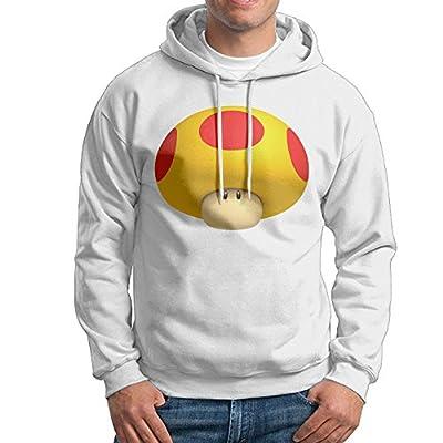 COCO Super Funny Mario Hood For Men's