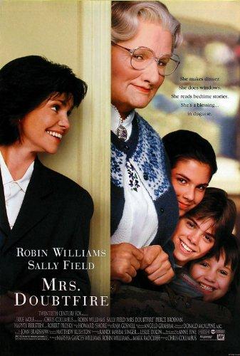 Mrs. Doubtfire - Das stachelige Hausmädchen Film