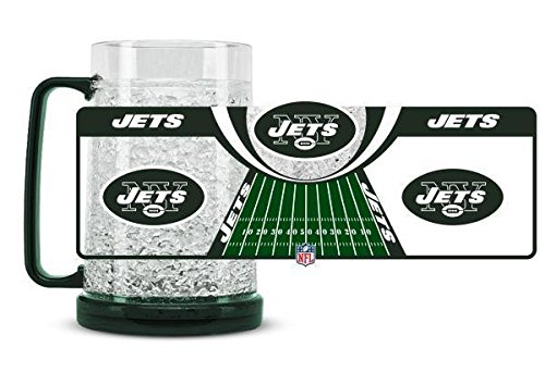 ny jets freezer mugs - 1