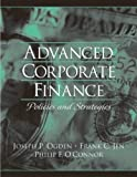 img - for Advanced Corporate Finance book / textbook / text book