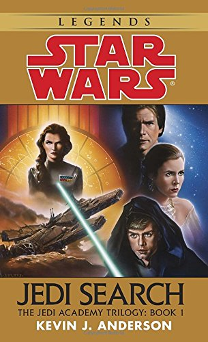book cover of Jedi Search