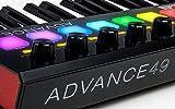 Akai Professional Advance 49 | 49-Key Virtual