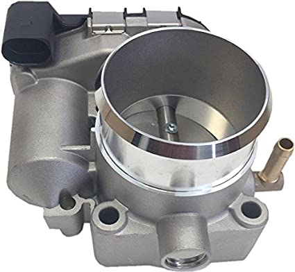 Amazon.com: Well AutoThrottle Body-1.8L Turbo replacement for 98-03 A3 98-03 S3 00-06 TT 00-06 TT Quattro 99-05 Beetle 00-06 Golf GTI 00-05 Jetta: ...