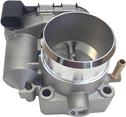 (Well AutoThrottle Body-1.8L Turbo replacement for 98-03 A3 98-03 S3 00-06 TT 00-06 TT Quattro 99-05 Beetle 00-06 Golf GTI 00-05 Jetta)